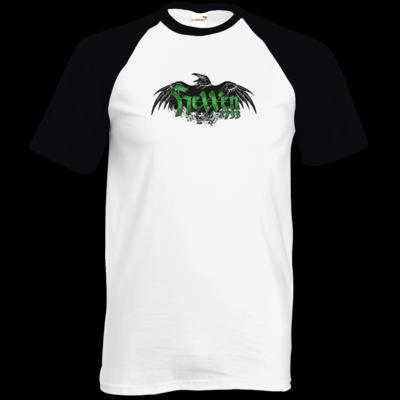 Motiv: TShirt Baseball - Logo - HeXXen
