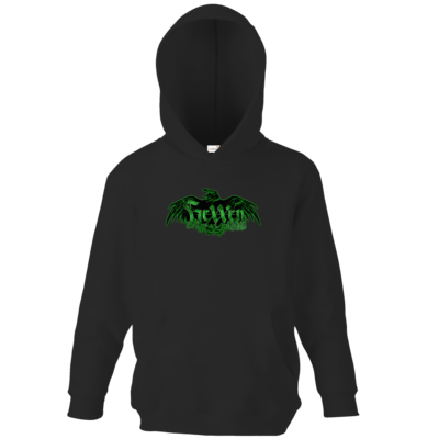 Motiv: Kids Hooded Sweat - Logo - HeXXen