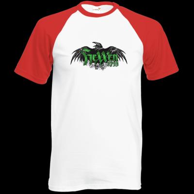 Motiv: Baseball-T FAIR WEAR - Logo - HeXXen