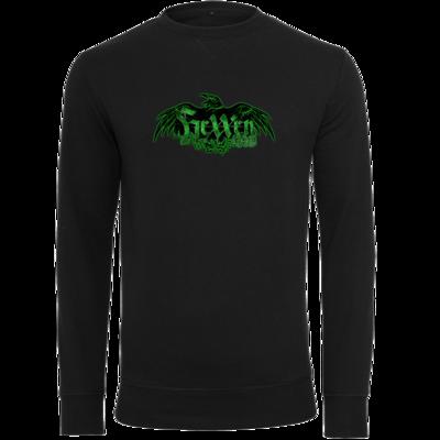 Motiv: Light Crew Sweatshirt - Logo - HeXXen