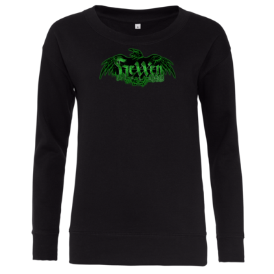 Motiv: Girlie Crew Sweatshirt - Logo - HeXXen