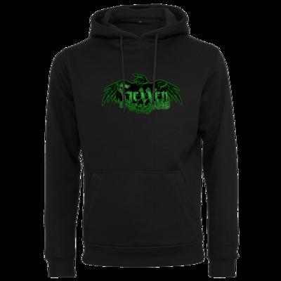 Motiv: Heavy Hoodie - Logo - HeXXen