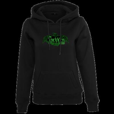 Motiv: Womens Heavy Hoody - Logo - HeXXen