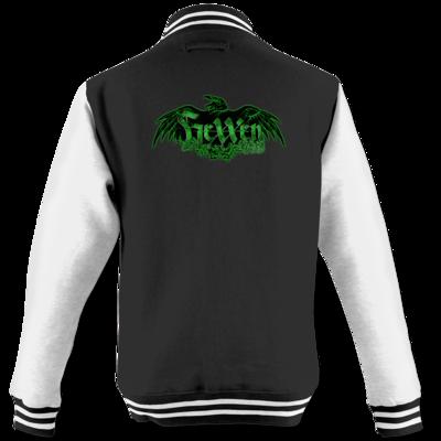 Motiv: College Jacke - Logo - HeXXen