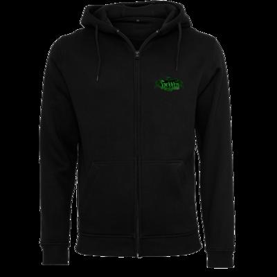 Motiv: Heavy Zip-Hoodie - Logo - HeXXen