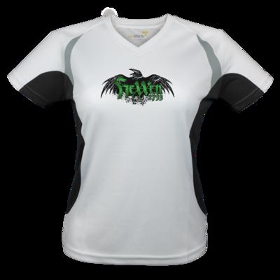 Motiv: Laufshirt Lady Running T - Logo - HeXXen