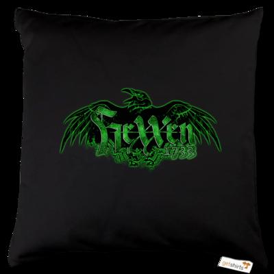 Motiv: Kissen Baumwolle - Logo - HeXXen