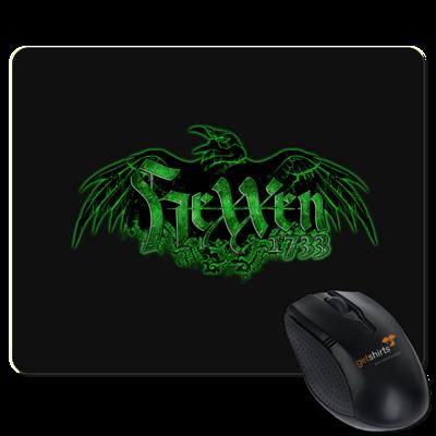Motiv: Mousepad Textil - Logo - HeXXen