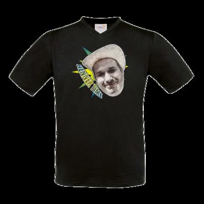 Motiv: T-Shirt V-Neck FAIR WEAR - Henner Time