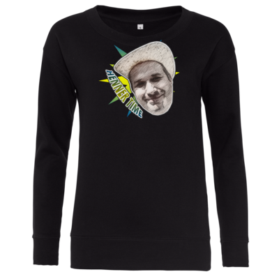 Motiv: Girlie Crew Sweatshirt - Henner Time