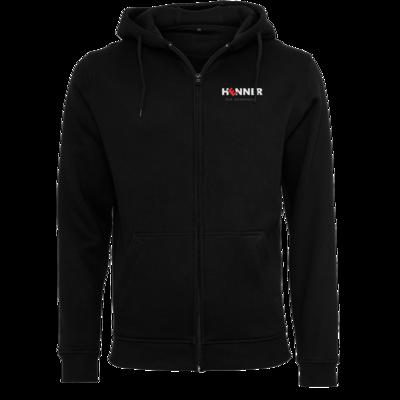 Motiv: Heavy Zip-Hoodie - Logo