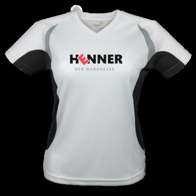 Motiv: Laufshirt Lady Running T - Logo