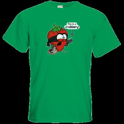 Motiv: T-Shirt Premium FAIR WEAR - Strobbery
