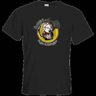 Motiv: T-Shirt Premium FAIR WEAR - Suchtini