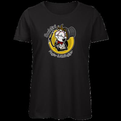 Motiv: Organic Lady T-Shirt - Suchtini