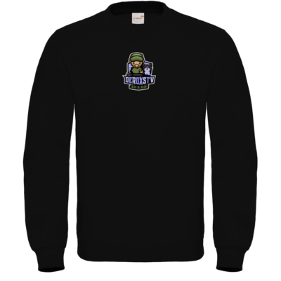 Motiv: Sweatshirt FAIR WEAR - DeroxsTV Logo