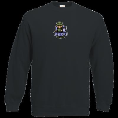 Motiv: Sweatshirt Classic - DeroxsTV Logo