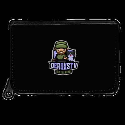 Motiv: Geldboerse - DeroxsTV Logo