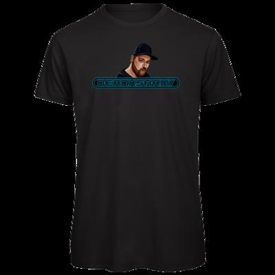 Motiv: Organic T-Shirt - DeroxsArmyPortrait