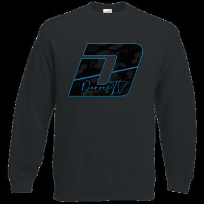 Motiv: Sweatshirt Classic - Deroxs Camouflage Logo