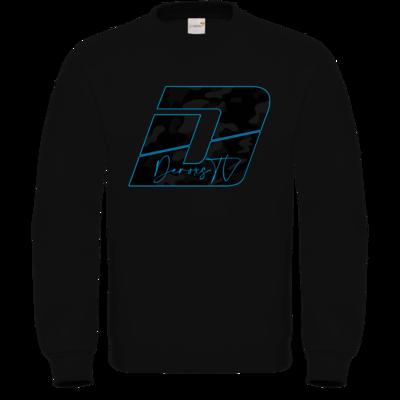 Motiv: Sweatshirt FAIR WEAR - Deroxs Camouflage Logo