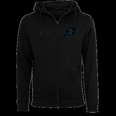 Motiv: Heavy Zip-Hoodie - Deroxs Camouflage Logo
