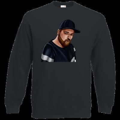 Motiv: Sweatshirt Classic - Deroxs Porträt