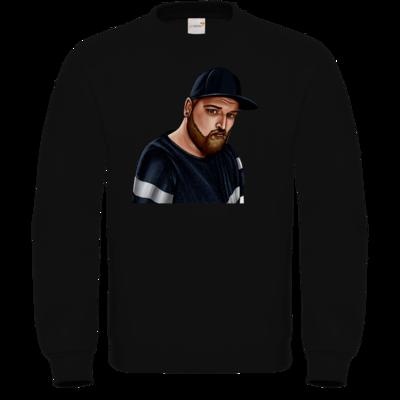 Motiv: Sweatshirt FAIR WEAR - Deroxs Porträt