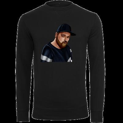 Motiv: Light Crew Sweatshirt - Deroxs Porträt