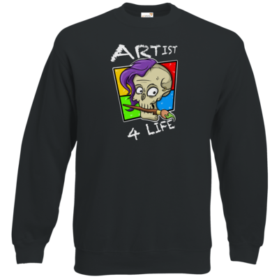 Motiv: Sweatshirt Classic - Artist4life