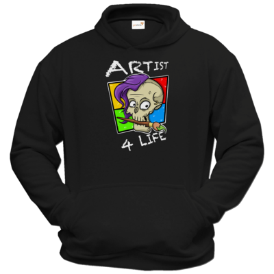 Motiv: Hoodie Classic - Artist4life