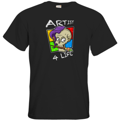 Motiv: T-Shirt Premium FAIR WEAR - Artist4life