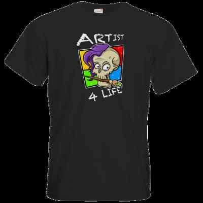 Motiv: T-Shirt Premium FAIR WEAR - Artist4life