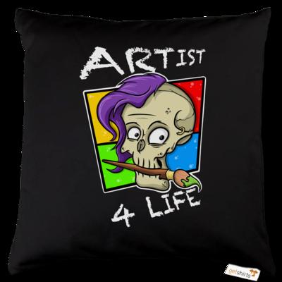 Motiv: Kissen Baumwolle - Artist4life