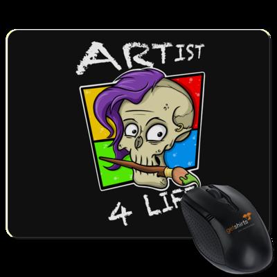 Motiv: Mousepad Textil - Artist4life