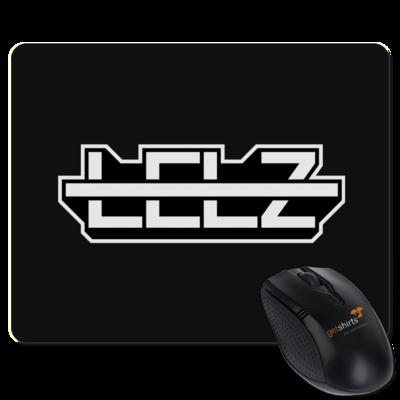 Motiv: Mousepad Textil - Lelz Logo