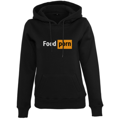Motiv: Womens Heavy Hoody - Foodporn