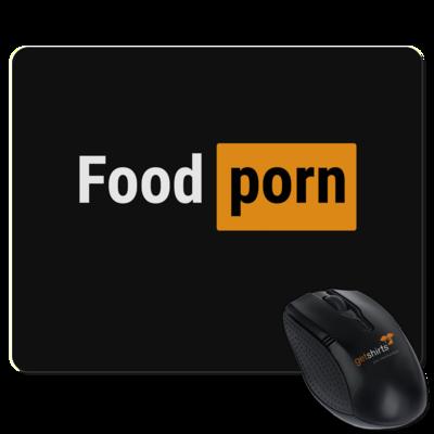 Motiv: Mousepad Textil - Foodporn