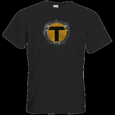 Motiv: T-Shirt Premium FAIR WEAR - Tomtrax Logo