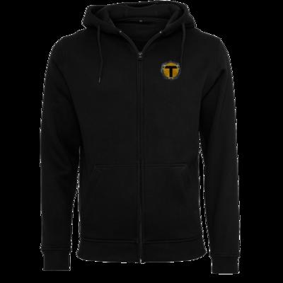 Motiv: Heavy Zip-Hoodie - Tomtrax Logo