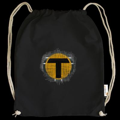 Motiv: Cotton Gymsac - Tomtrax Logo