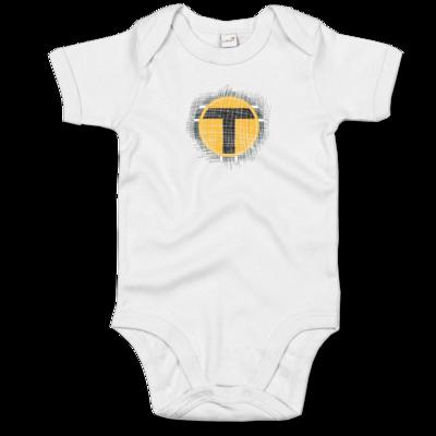 Motiv: Baby Body Organic - Tomtrax Logo