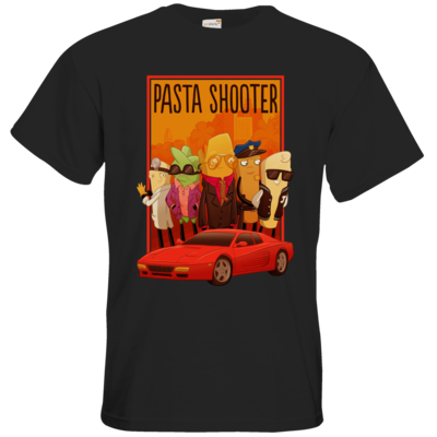Motiv: T-Shirt Premium FAIR WEAR - Summer in the City