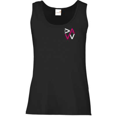 Motiv: Tank Top Damen Classic - DaW-Logo Pink