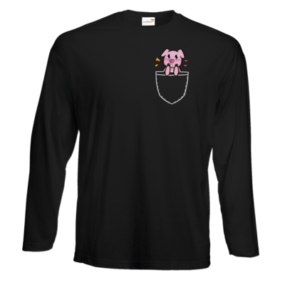 Motiv: #E190 Longsleeve FAIR WEAR - Cute