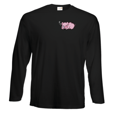 Motiv: #E190 Longsleeve FAIR WEAR - Sleepy