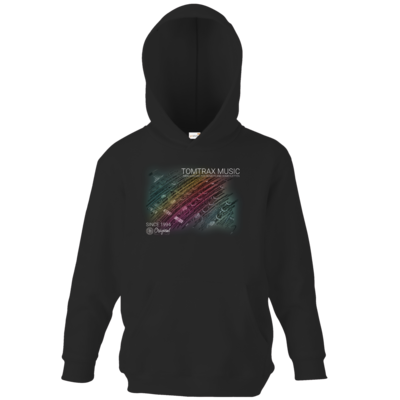 Motiv: Kids Hooded Sweat - Tomtrax Music Pioneer
