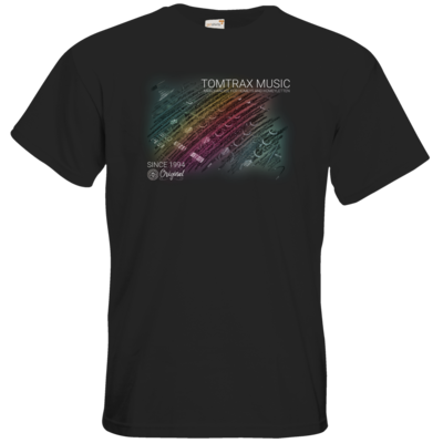 Motiv: T-Shirt Premium FAIR WEAR - Tomtrax Music Pioneer