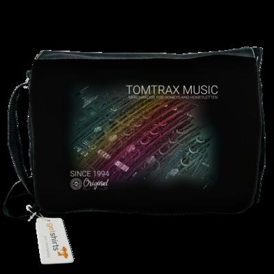 Motiv: Schultertasche - Tomtrax Music Pioneer