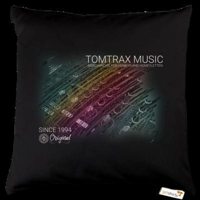 Motiv: Kissen Baumwolle - Tomtrax Music Pioneer